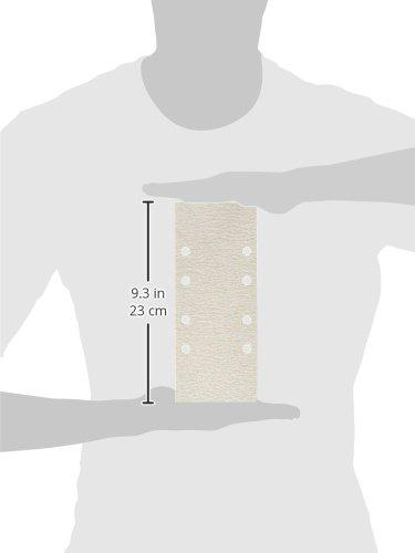 マキタ サンディングペーパー #40 93×228mm クランプ式 (10枚入) A-52102