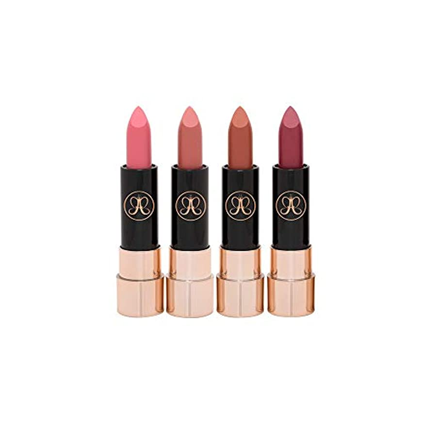自由ペインティングソビエトMatte Lipstick Nudes Set マット リップスティック ヌーディ セット