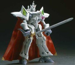 "Vision of Escaflowne: Anime 8"" Transformable Figure -"