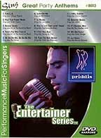 Great Party Anthems / Karaoke [DVD]
