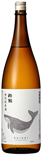 第18位:酔鯨酒造『酔鯨 特別純米酒』