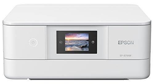 RoomClip商品情報 - EPSON プリンター インクジェット複合機 カラリオ EP-879AW ホワイト (6色)