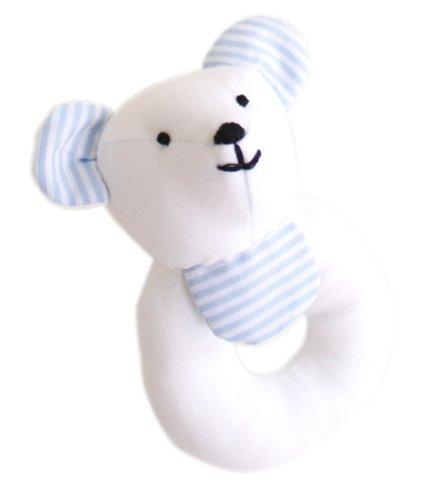 横田 pepi ペピ クマのガラガラ ベビーキット 01-867H