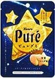 カンロ ピュレグミ 甘夏ソーダ 1箱(6袋)
