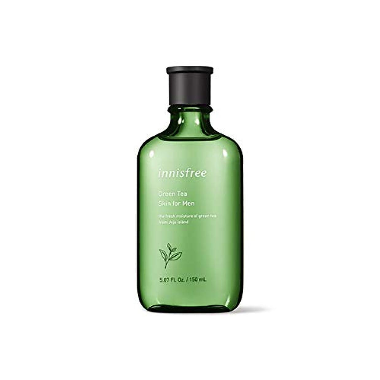 コットン大学院洗剤イニスフリー Innisfree グリーンティースキンフォーメン(150ml) Innisfree Green Tea Skin For Men(150ml) [海外直送品]