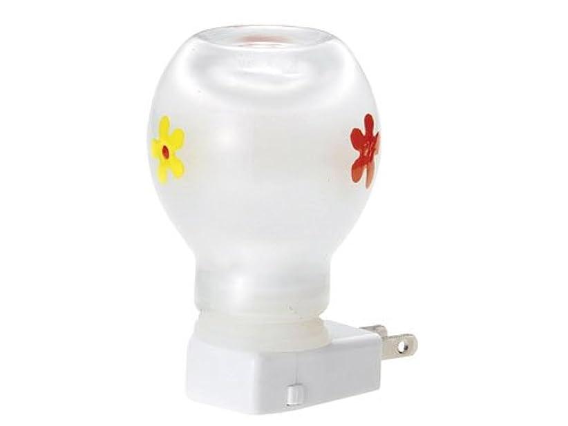 フィット異常木曜日癒しのランプ(花)