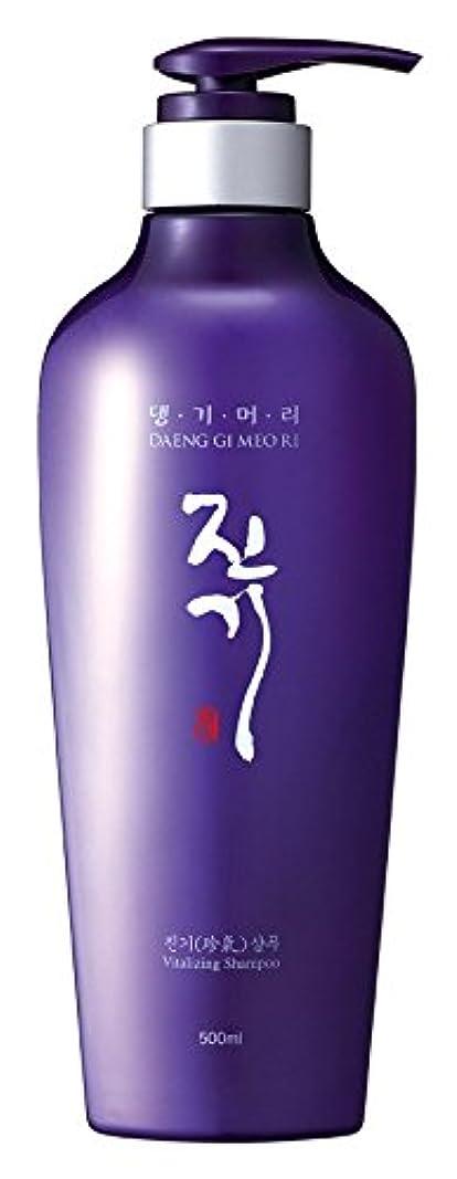 優勢精神バット韓方 デンギモリ 珍気シャンプー500ml