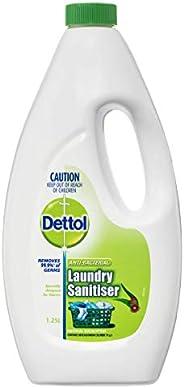 Dettol Antibacterial Laundry Rinse Sanitiser Fresh, 1.25L
