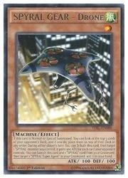 遊英語 茶 SPYRAL GEAR - Drone(R)(1st)