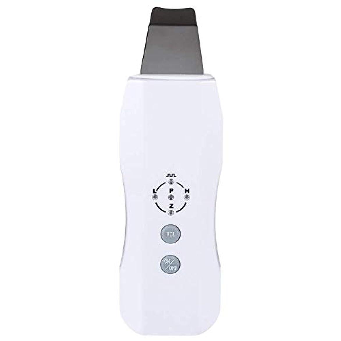 敬意を表して適用する再び電気充電式にきびシャベルスキン美容機器スキンクリーナーリムーバー吸引にきびクレンザーフェイシャルポアスクラバーエクスフォリエーターマッサージケアマシン