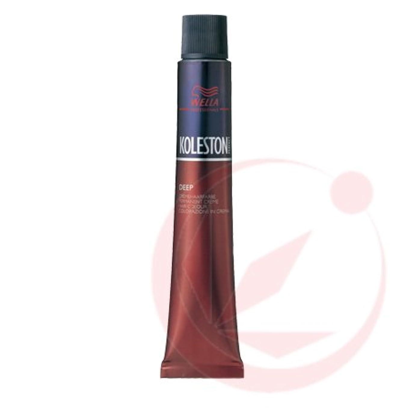 つぶやき酸っぱいグリーンランドウエラ コレストンパーフェクト Deep 0 (ディープ) 80g(カラー1剤) 4/0*