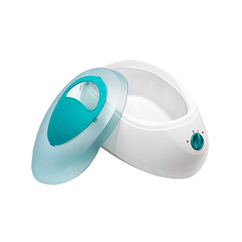 可聴クリック真面目なワックスヒーターは、顔の皮膚髪のツールボディブラジルのワックスがけ用ポットワックス、ウォーマー暖房機ホットワックスヒーターを溶融します