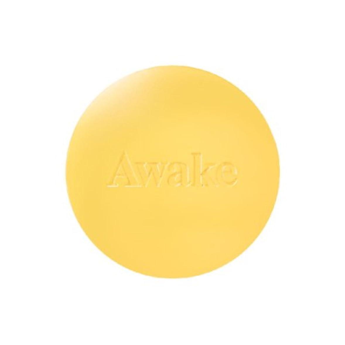 予測締めるピケアウェイク(AWAKE) Awake(アウェイク) アライズ & シャイン フェイシャルバー 〈洗顔石けん〉 (100g)