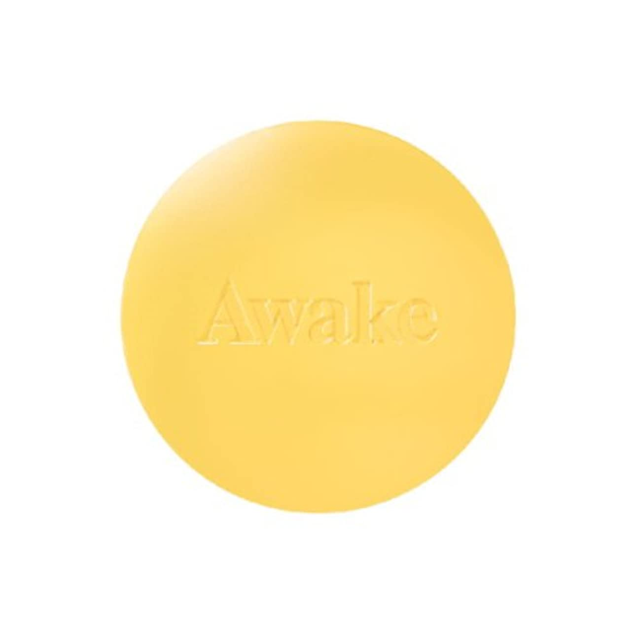 確保する豊富な赤アウェイク(AWAKE) Awake(アウェイク) アライズ & シャイン フェイシャルバー 〈洗顔石けん〉 (100g)