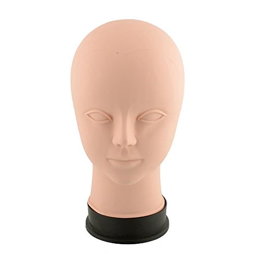 憤る鬼ごっこ有益なKicode ビューティートレーニング マネキンは練習をメイクアップ フラットヘッド瞳の偽まつげ マネキンマネキンヘッド