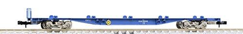 JR貨車 コキ104形(新塗装・コンテナなし) 8729