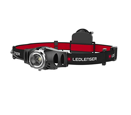 Ledlenser(レッドレンザー) LEDヘッドライト H3.2 防災/作業用 【明るさ約120ルーメン】 【最長7年保証】 単4乾電池(AAA) x3本 [日本正規品] 500767