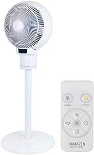 【Amazon.co.jp 限定】 [山善] 风扇机 圆形转换器 (通风/空气循环)