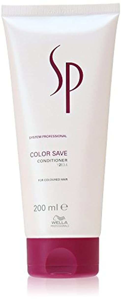 判定安全なご飯ウェラ SP カラーセーブ コンディショナー Wella SP Color Save Conditoner 200 ml [並行輸入品]