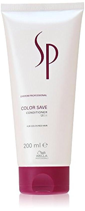 半径レイプ鉛ウェラ SP カラーセーブ コンディショナー Wella SP Color Save Conditoner 200 ml [並行輸入品]