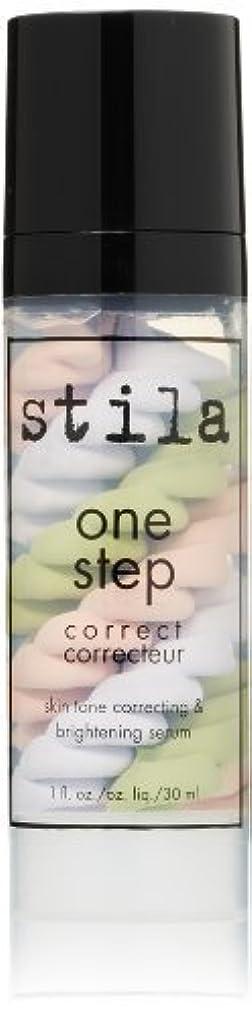 教育する家具道徳のstila One Step Correct, 1 fl. oz. by stila [並行輸入品]