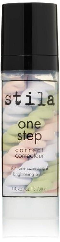 退屈工夫する無効にするstila One Step Correct, 1 fl. oz. by stila [並行輸入品]