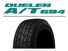 DUELER(デューラー) A/T 694 225/80R15 105S BS(ブリヂストン)