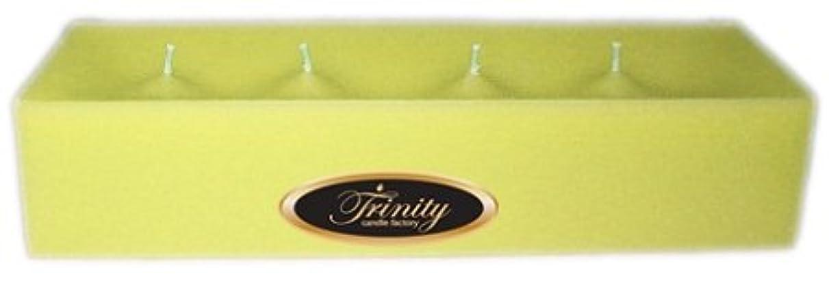 気まぐれなチキンお互いTrinity Candle工場 – Gardenia – Pillar Candle – 12 x 4 x 2 – ログ