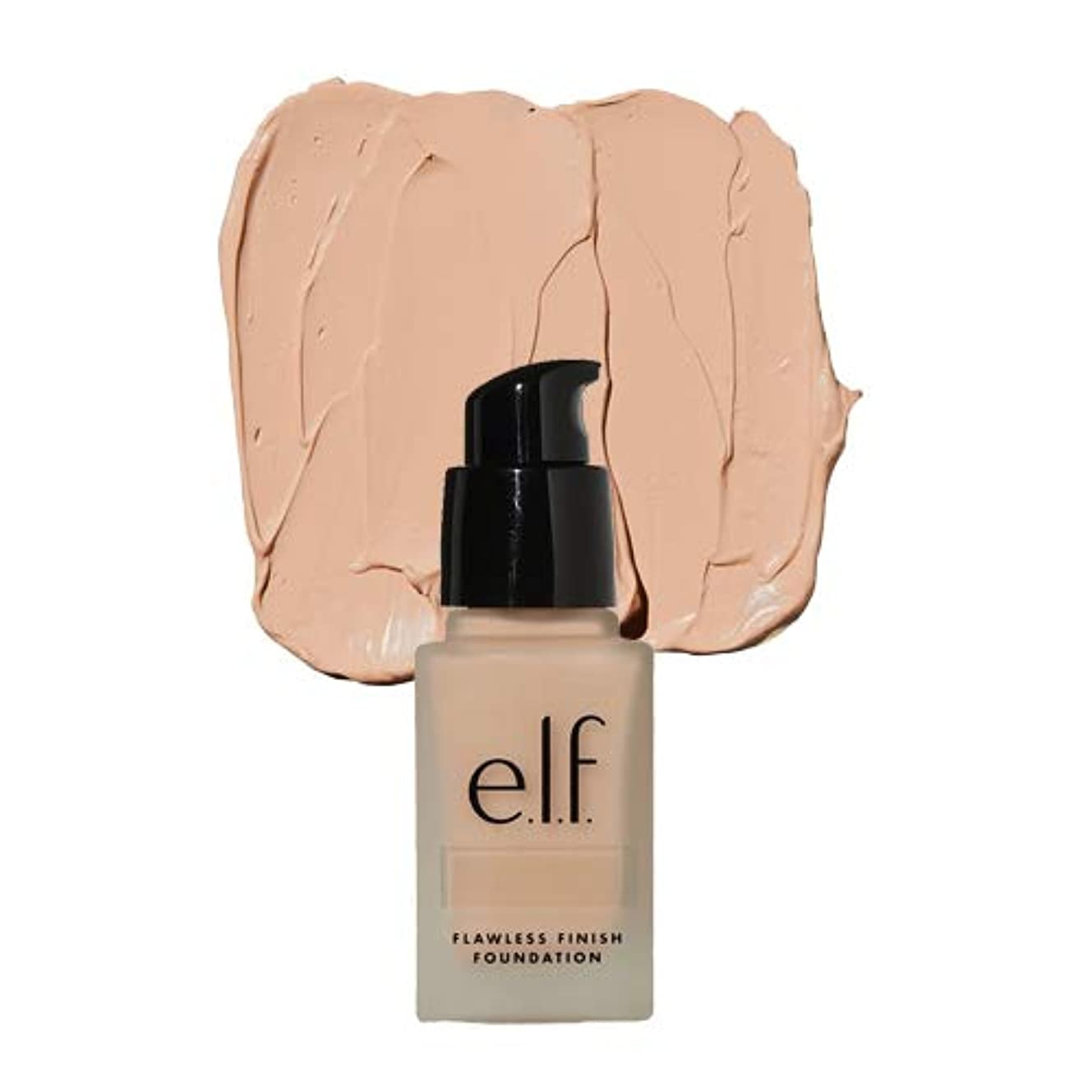 (3 Pack) e.l.f. Oil Free Flawless Finish Foundation - Alabaster (並行輸入品)