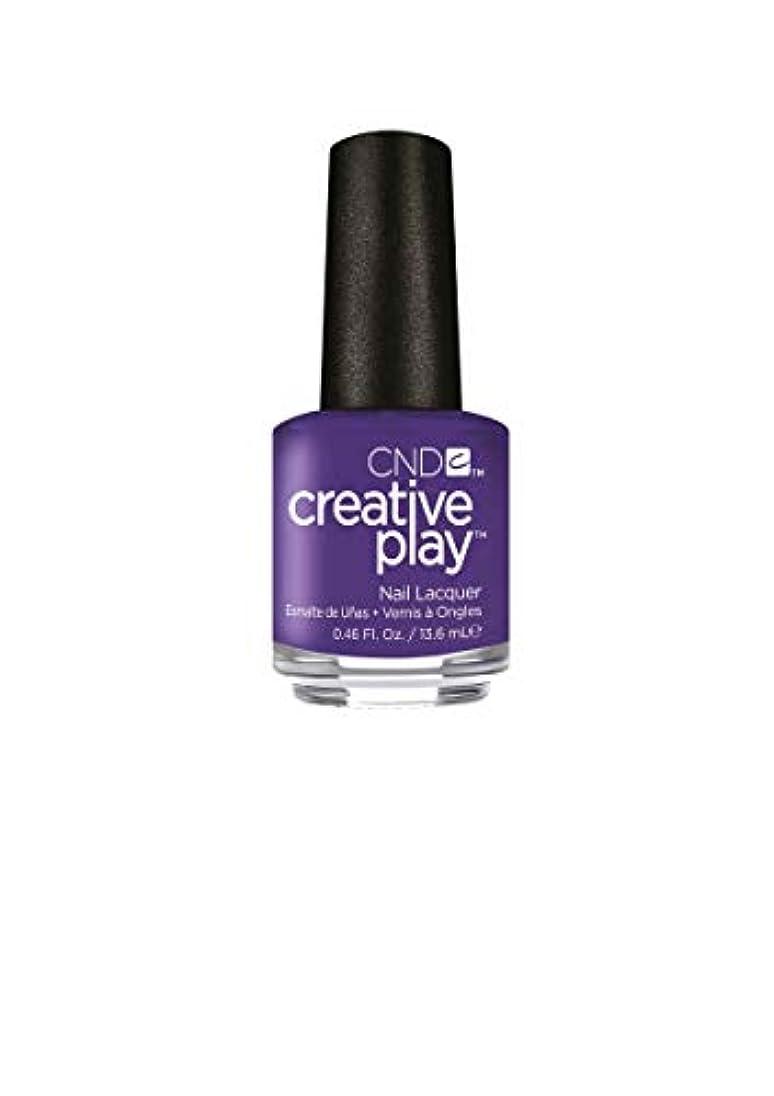 博覧会ラダ永久にCND Creative Play Lacquer - Isn't She Grape? - 0.46oz / 13.6ml
