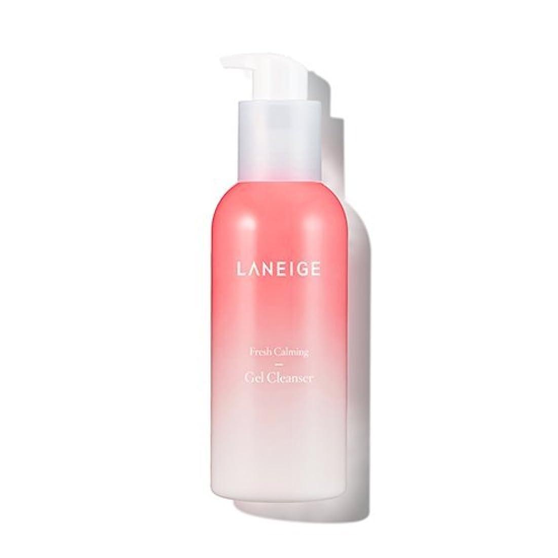 自伝返済キャロライン[New] LANEIGE Fresh Calming Gel Cleanser 230ml/ラネージュ フレッシュ カーミング ジェル クレンザー 230ml [並行輸入品]