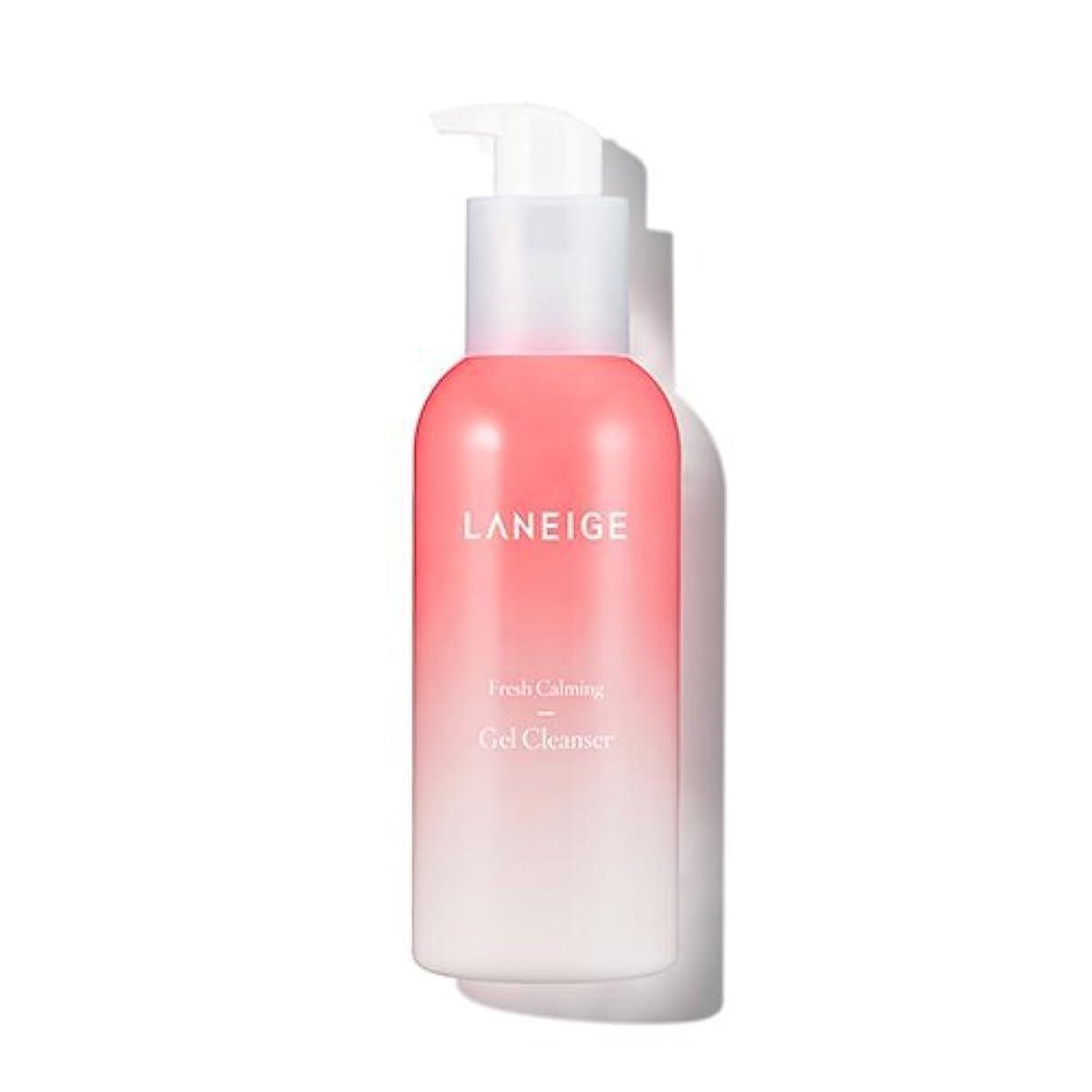 ショート打撃フィッティング[New] LANEIGE Fresh Calming Gel Cleanser 230ml/ラネージュ フレッシュ カーミング ジェル クレンザー 230ml [並行輸入品]