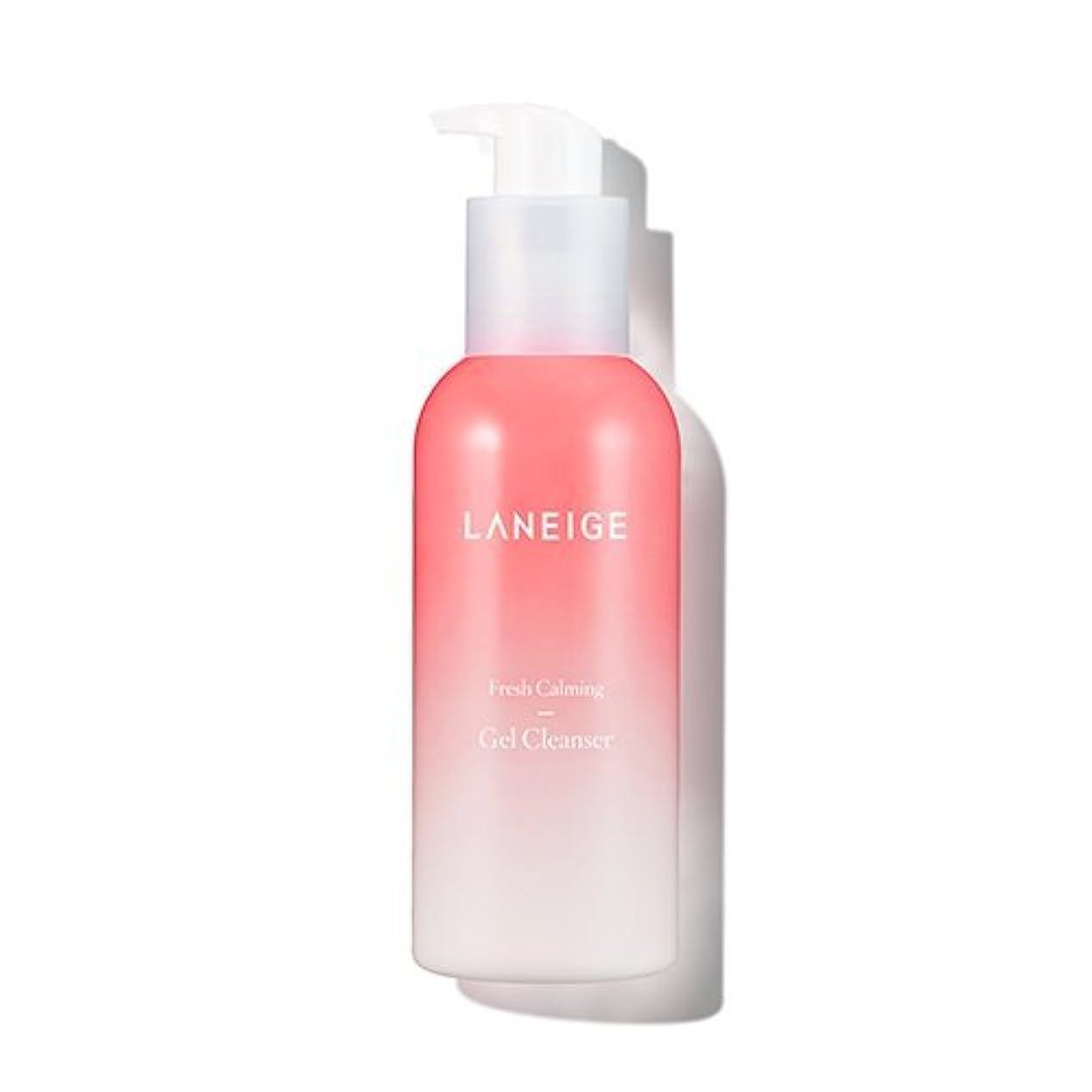 ラフ睡眠ホーン後継[New] LANEIGE Fresh Calming Gel Cleanser 230ml/ラネージュ フレッシュ カーミング ジェル クレンザー 230ml [並行輸入品]