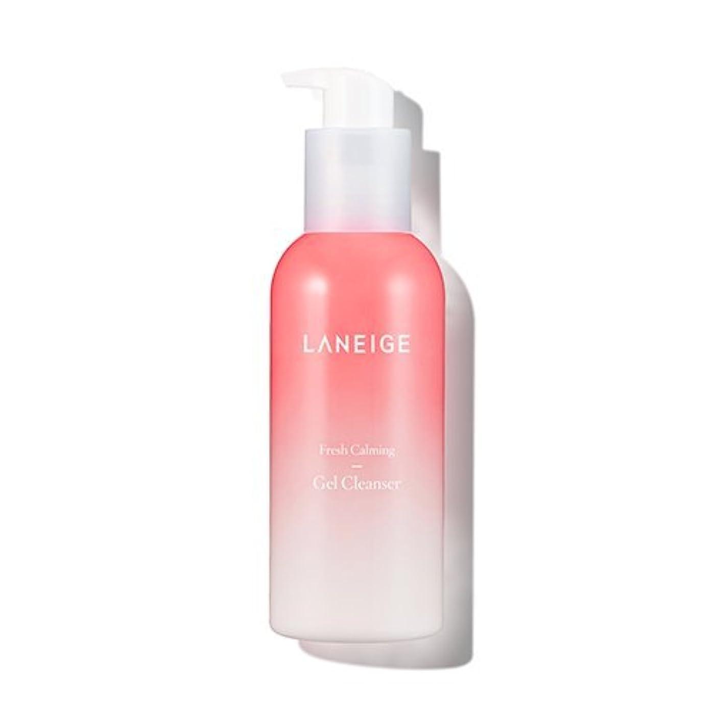 カヌー適用するパフ[New] LANEIGE Fresh Calming Gel Cleanser 230ml/ラネージュ フレッシュ カーミング ジェル クレンザー 230ml [並行輸入品]