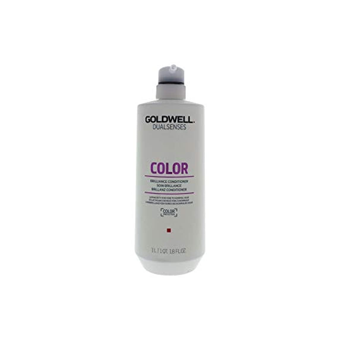 アルカイック言語ブランド名ゴールドウェル Dual Senses Color Brilliance Conditioner (Luminosity For Fine to Normal Hair) 1000ml