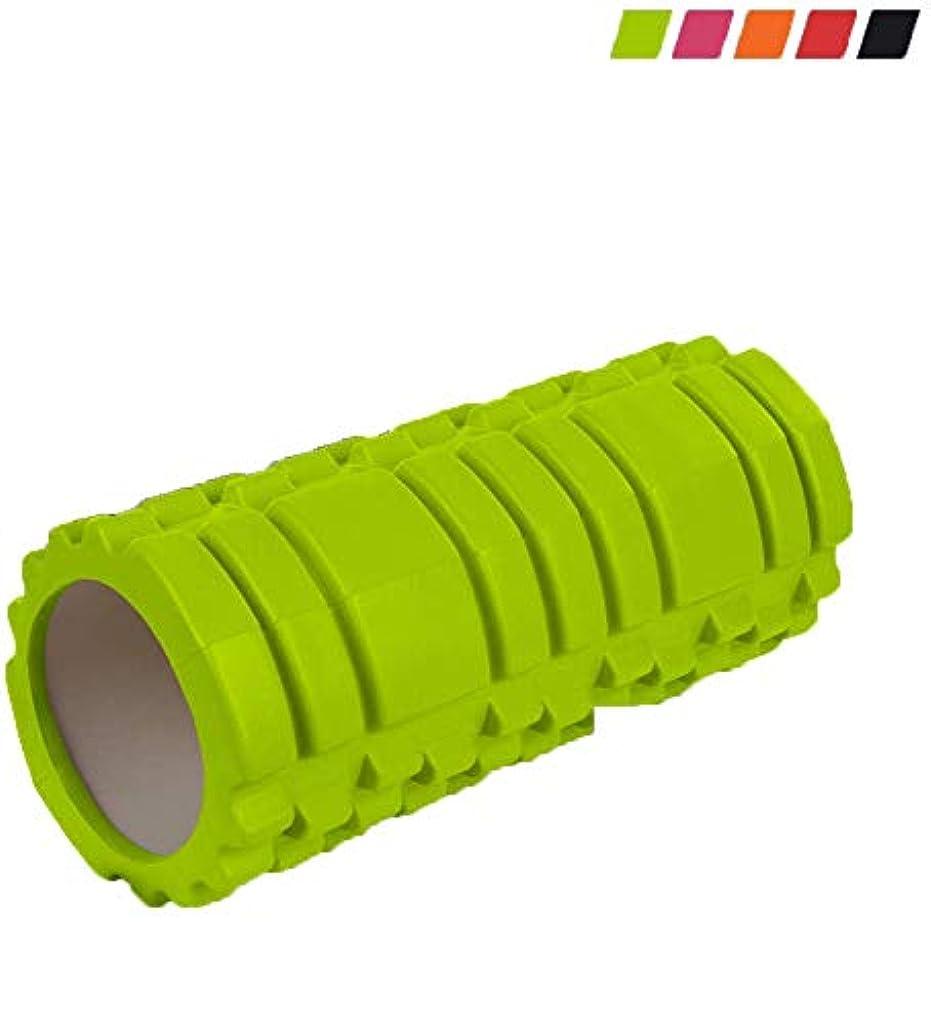 与える無限大カーペット深部組織マッスルマッサージローラー用フォームローラー|最高のトリガーポイントグリッド筋膜リリーススポーツ療法,Green
