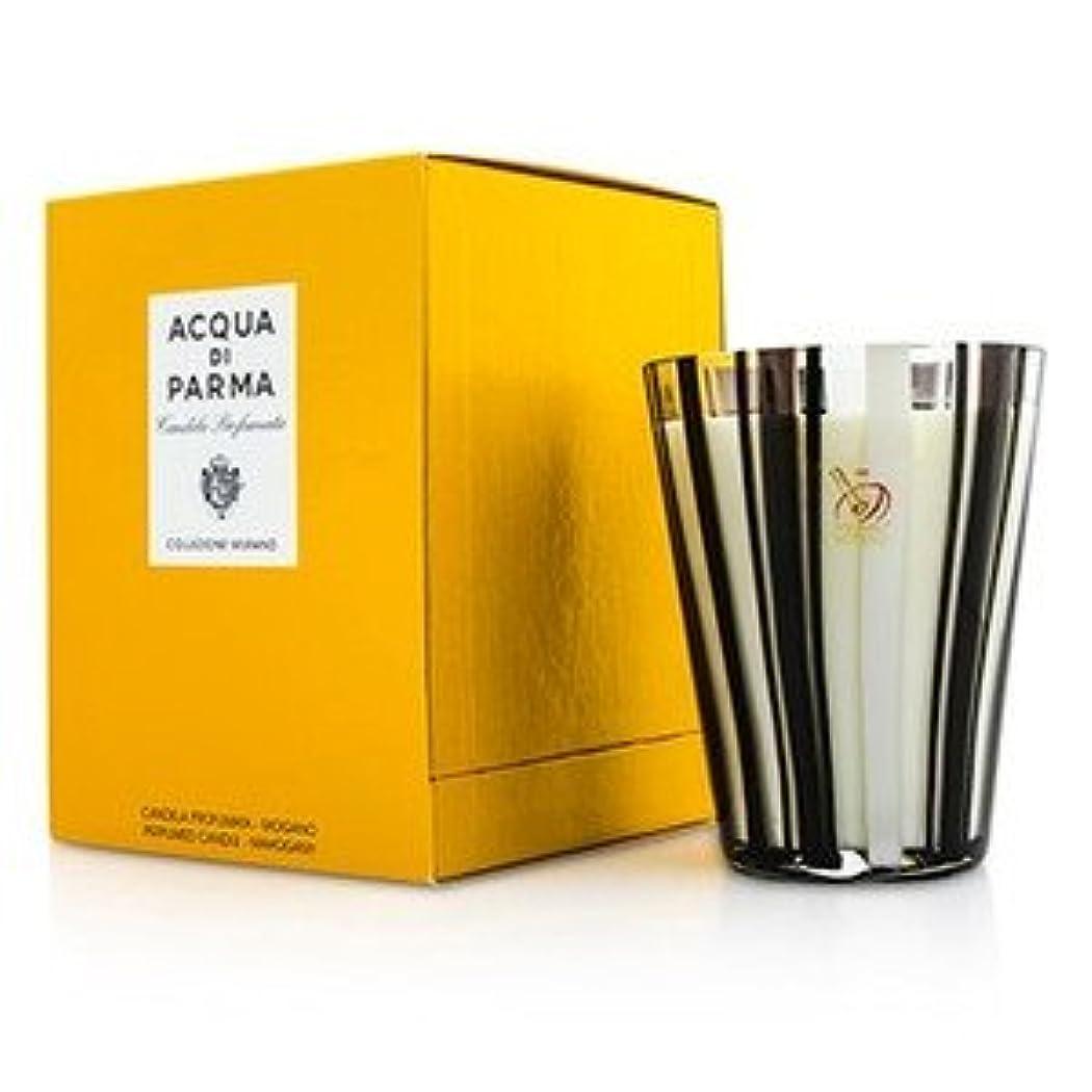 ホバーバリアライドアクア ディ パルマ[Acqua Di Parma] ムラノ グラス パフューム キャンドル - Mogano(Mahogany) 200g/7.05oz [並行輸入品]