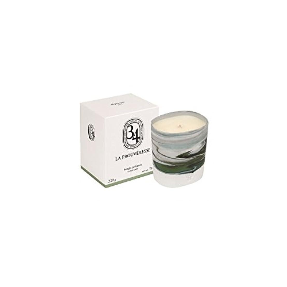 のぞき穴百万変換するDiptyque Collection 34 La Prouveresse Scented Candle 220g (Pack of 2) - ラProuveresse Diptyqueコレクション34香りのキャンドル220...
