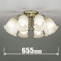 ODELIC(オーデリック) LEDシャンデリア 調光・調色タイプ LC-FREE Bluetooth対応 【適用畳数:~12畳】 OC006788BC