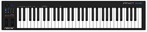 Nektar Technology IMPACT GX61 USB MIDIキーボードコントローラー【国内正規品】