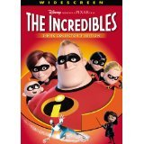 The Incredibles [DVD 2005] Widescreen Version