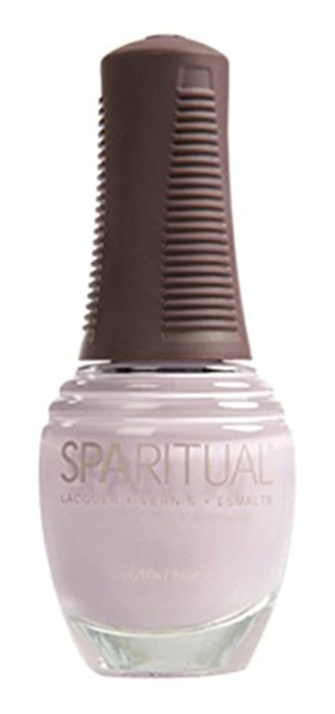 ホップ結論物質SpaRitual スパリチュアル ネイルラッカー クワイエット ストーム15ml #80363