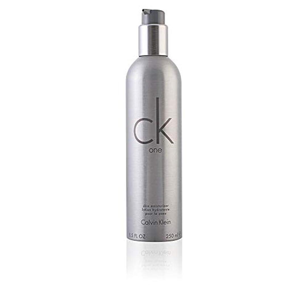 手順首尾一貫したまっすぐCalvin Klein ONE body moisturizer 250 ml [海外直送品] [並行輸入品]