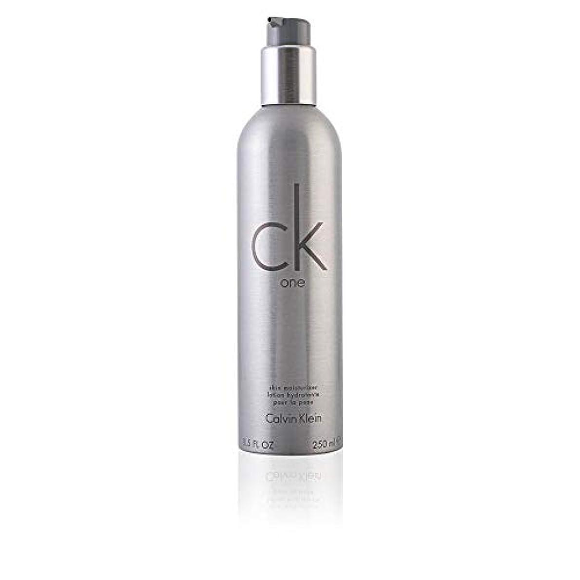 迅速カードスリラーCalvin Klein ONE body moisturizer 250 ml [海外直送品] [並行輸入品]