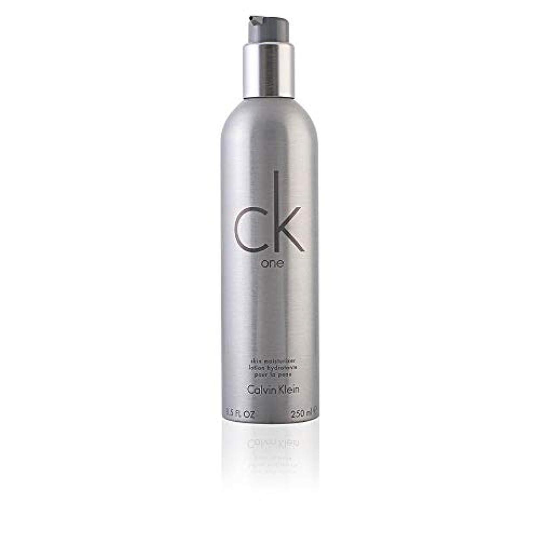 クマノミ先に属するCalvin Klein ONE body moisturizer 250 ml [海外直送品] [並行輸入品]