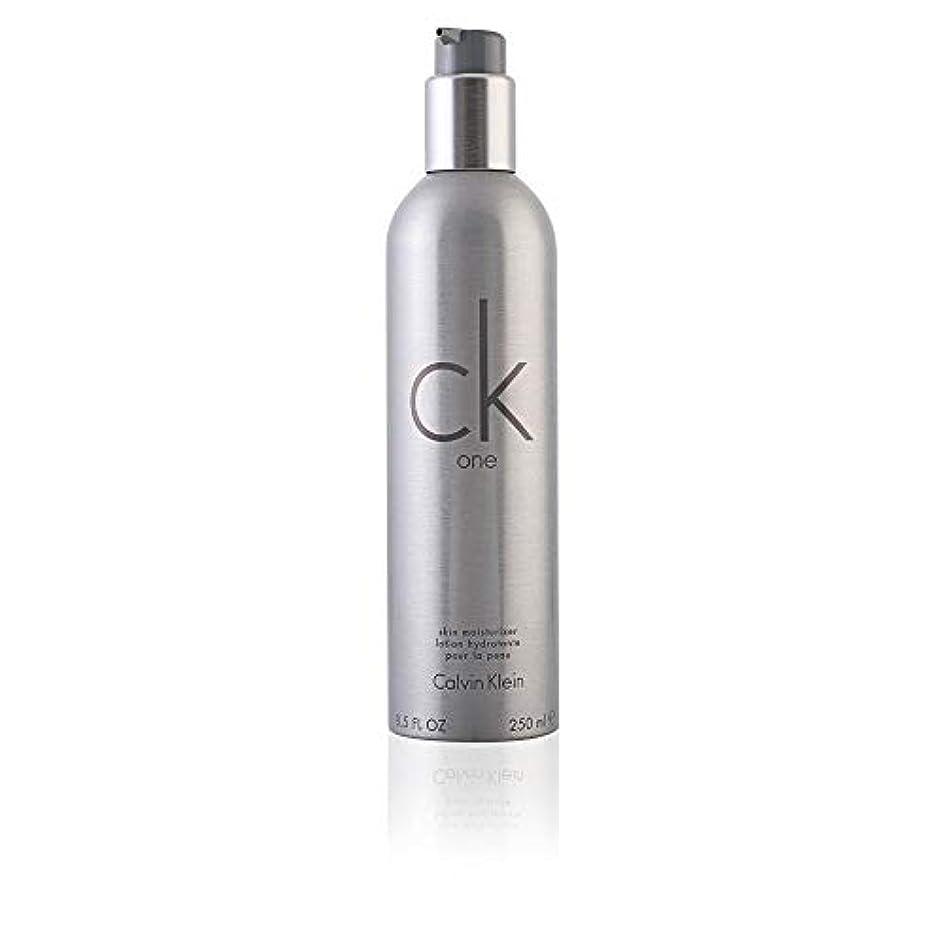 ジョセフバンクス巻き戻すやめるCalvin Klein ONE body moisturizer 250 ml [海外直送品] [並行輸入品]