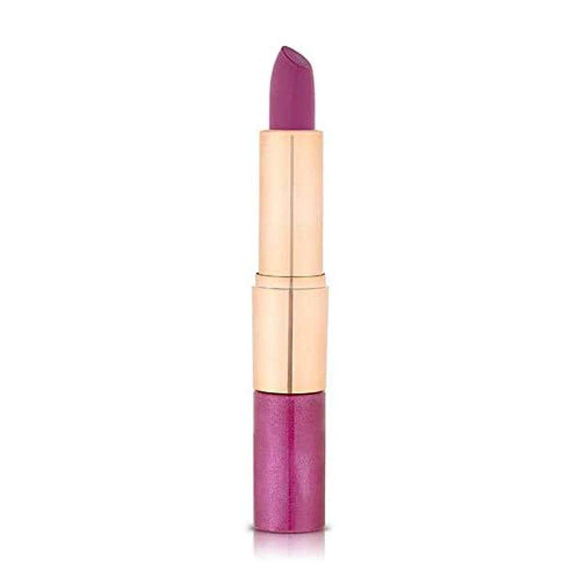 スリルブレーキ弁護人[Flower Beauty ] 花の美しさのミックスN」はマット口紅デュオバイオレットビクセン689 - Flower Beauty Mix N' Matte Lipstick Duo Violet Vixen 689...