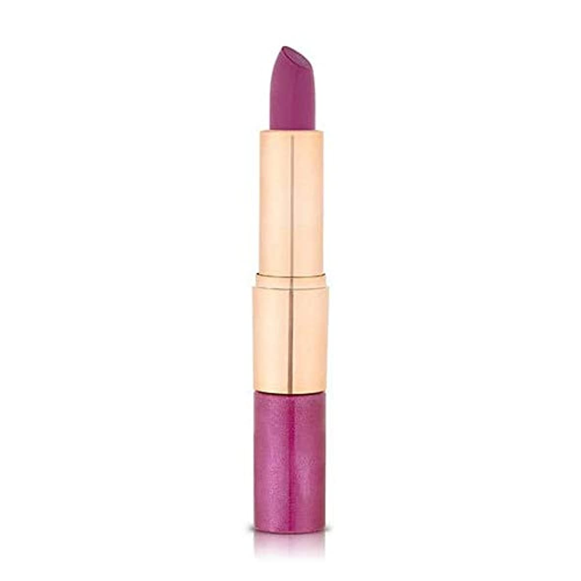 やる我慢するスタジアム[Flower Beauty ] 花の美しさのミックスN」はマット口紅デュオバイオレットビクセン689 - Flower Beauty Mix N' Matte Lipstick Duo Violet Vixen 689...