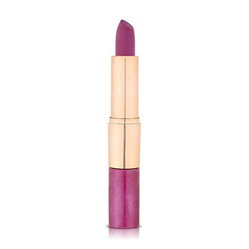 保護するポット下位[Flower Beauty ] 花の美しさのミックスN」はマット口紅デュオバイオレットビクセン689 - Flower Beauty Mix N' Matte Lipstick Duo Violet Vixen 689...