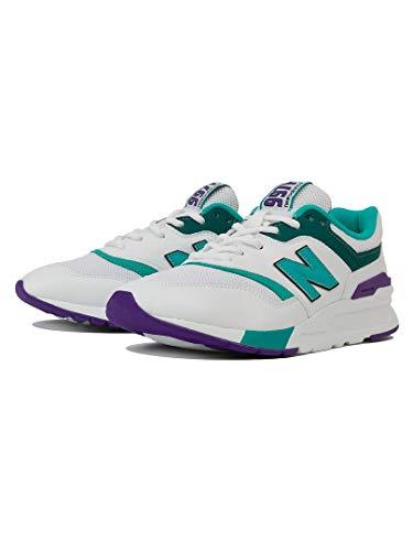 [ニューバランス] CM997H DO WHITE/PURPLE スニーカー シューズ 靴 メンズ レディース cm997h-do 19FW